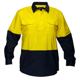 Closed Shirt L/S Class D- MC801