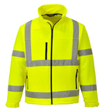 Hi-Vis Softshell Jacket- S424