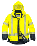 PW3 Hi-Vis Breathable Jacket- T403