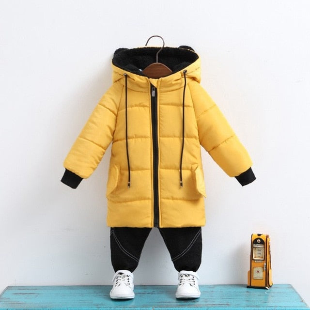 Emma Jacket - Yellow