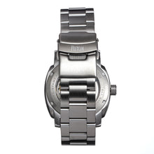 Load image into Gallery viewer, Reign Impaler Semi-Skeleton Bracelet Watch - Grey/Silver - REIRN6108