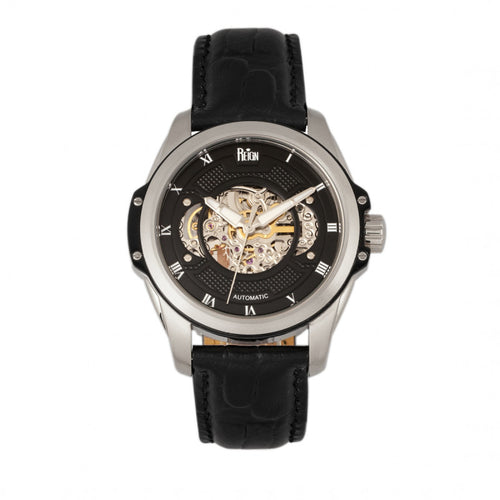 Reign Henley Automatic Semi-Skeleton Men's Watch - REIRN4504