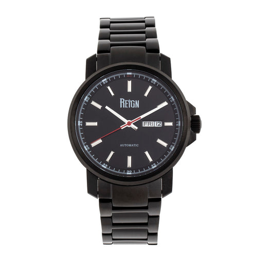 Reign Helios Automatic Bracelet Watch w/Day/Date - REIRN5704