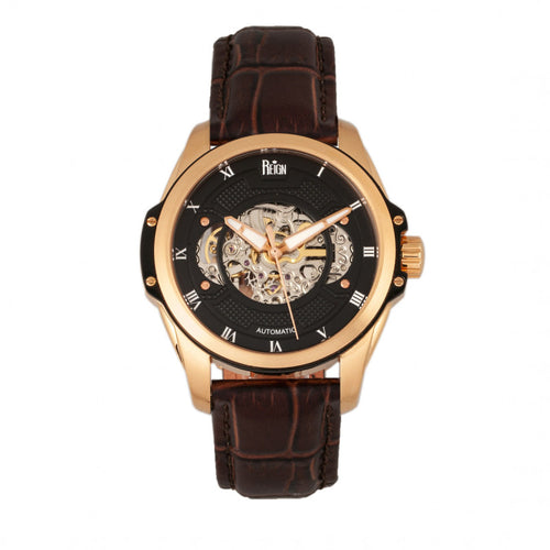 Reign Henley Automatic Semi-Skeleton Men's Watch - REIRN4506