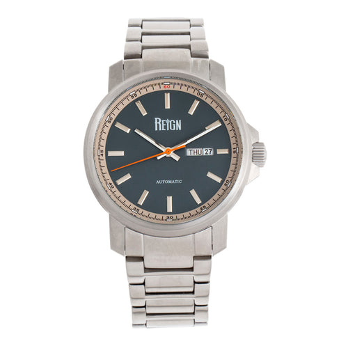 Reign Helios Automatic Bracelet Watch w/Day/Date - REIRN5703