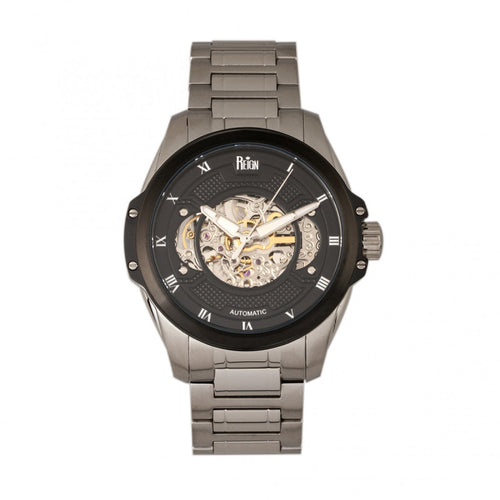 Reign Henley Automatic Semi-Skeleton Men's Watch - REIRN4502