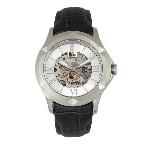 Reign Dantes Automatic Skeleton Dial Men's Watch - REIRN4703
