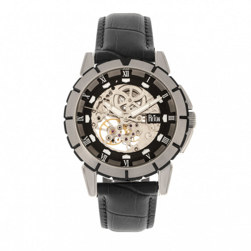 Reign Philippe Automatic Skeleton Men's Watch - REIRN4604