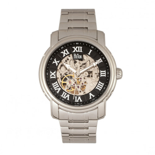 Reign Kahn Automatic Skeleton Men's Watch - REIRN4302