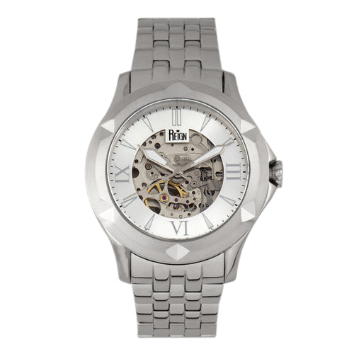 Reign Dantes Automatic Skeleton Dial Men's Watch - REIRN4701