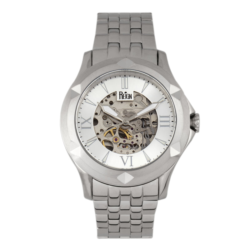 Reign Dantes Automatic Skeleton Dial Men's Watch