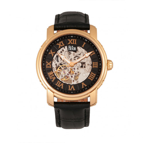 Reign Kahn Automatic Skeleton Men's Watch - REIRN4306