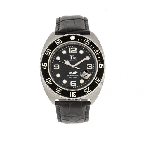 Reign Quentin Automatic Pro-Diver Men's Watch w/Date - REIRN4905