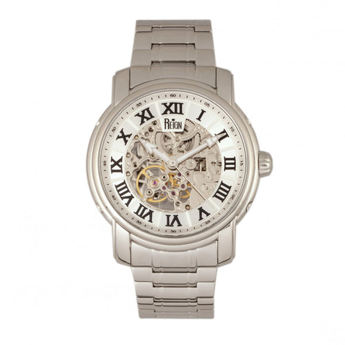 Reign Kahn Automatic Skeleton Men's Watch - REIRN4301