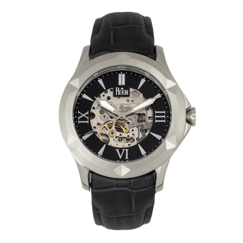 Reign Dantes Automatic Skeleton Dial Men's Watch - REIRN4704