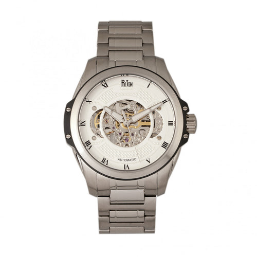 Reign Henley Automatic Semi-Skeleton Men's Watch - REIRN4501