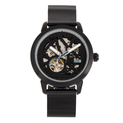 Reign Rudolf Automatic Skeleton Bracelet Watch - REIRN5906