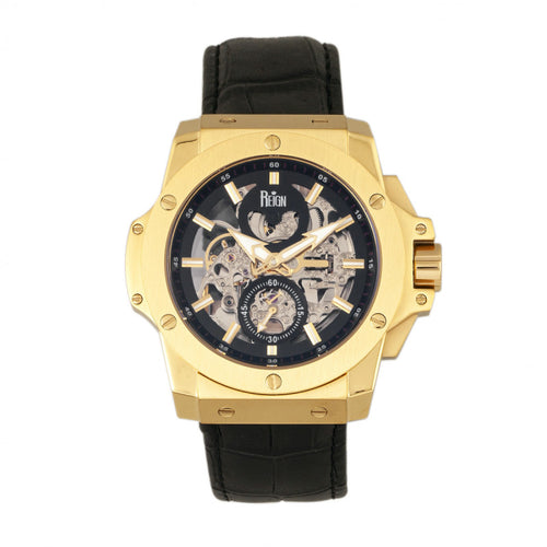 Reign Commodus Automatic Skeleton Men's Watch - REIRN4004