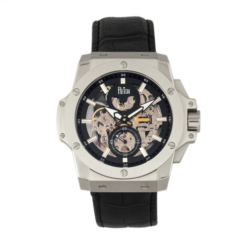 Reign Commodus Automatic Skeleton Men's Watch - REIRN4002