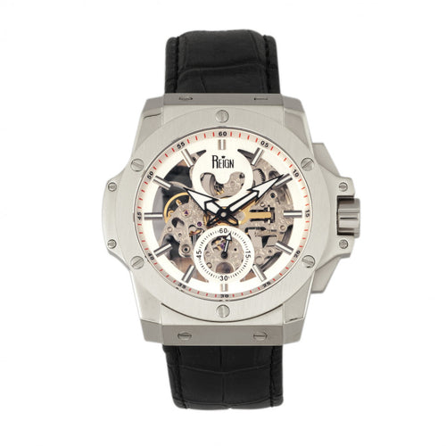 Reign Commodus Automatic Skeleton Men's Watch - REIRN4001
