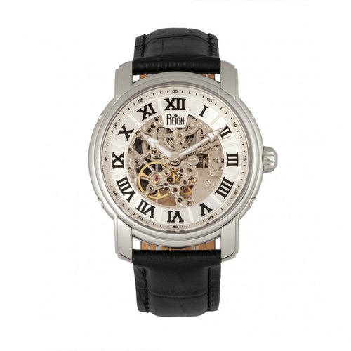 Reign Kahn Automatic Skeleton Men's Watch - REIRN4303