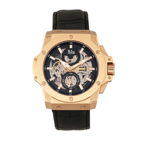 Reign Commodus Automatic Skeleton Men's Watch - REIRN4005