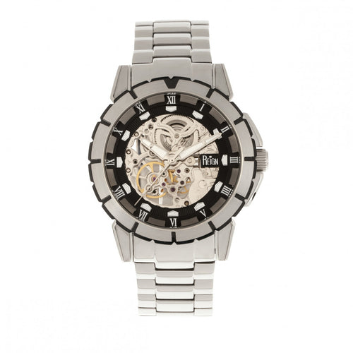 Reign Philippe Automatic Skeleton Men's Watch - REIRN4602
