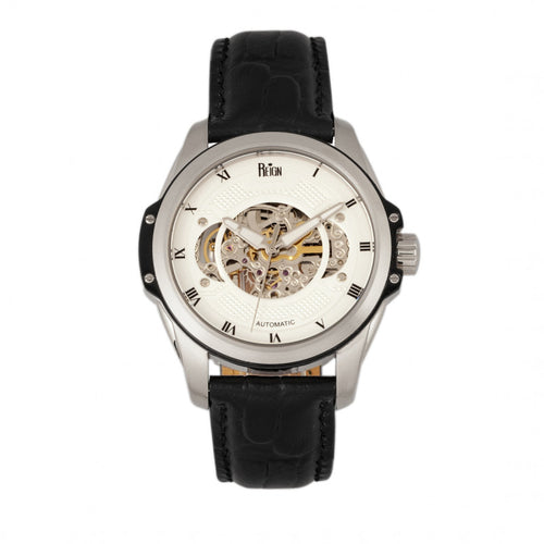 Reign Henley Automatic Semi-Skeleton Men's Watch - REIRN4503