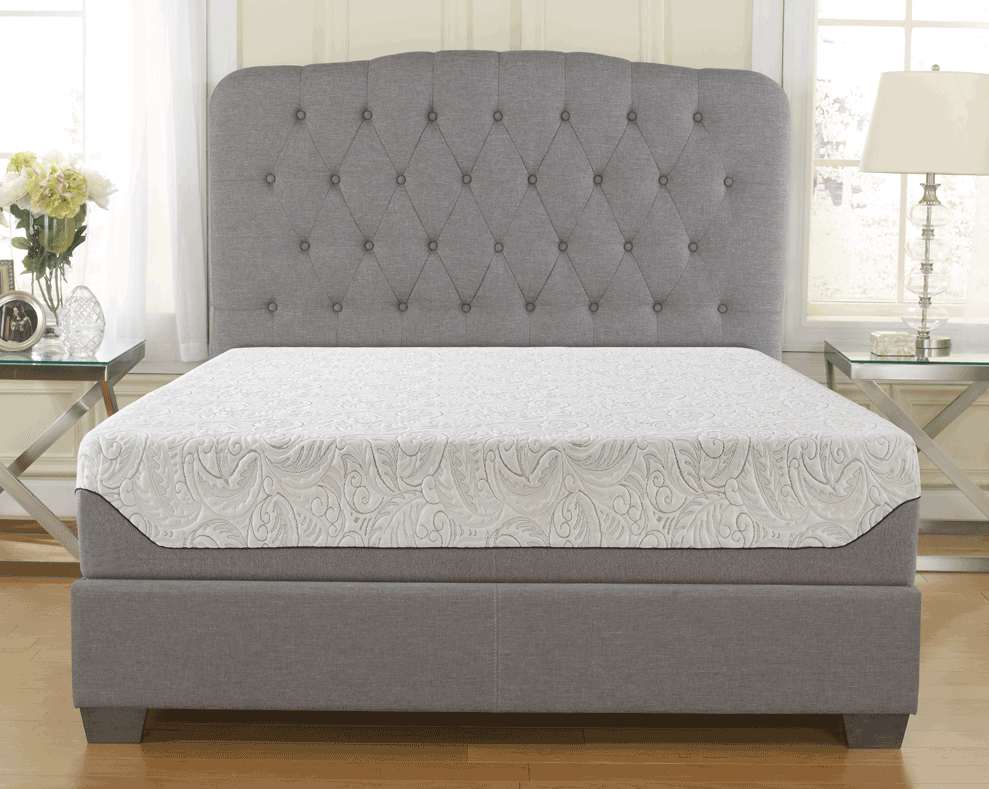 "10"" Memory Foam Mattress by Boyd Sleep 5103"