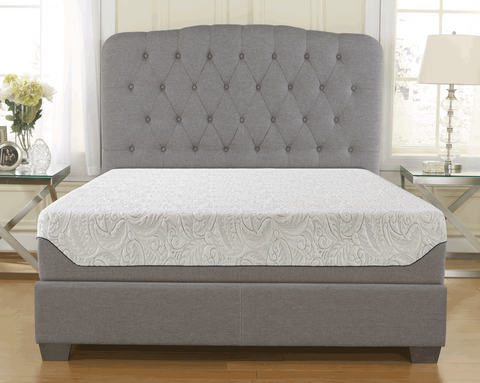 "10"" Memory Foam Mattress by Boyd Sleep 5105"