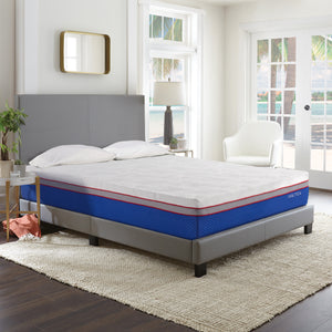 "Nautica Home 12"" Serenity Memory Foam Mattress"
