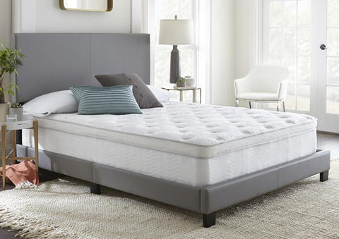 "InnerFlex™ 12"" Euro Top InnerSpring Mattress"