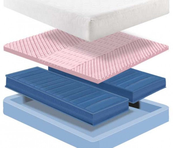 "King 2 Chamber 9"" Boyd Air Bed Mattress Closeout"