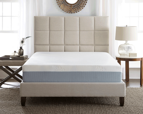 "12"" Memory Foam Mattress by Boyd Sleep 5123"