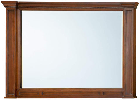 Somerset Solid Wood Construction Framed Dresser Mirror