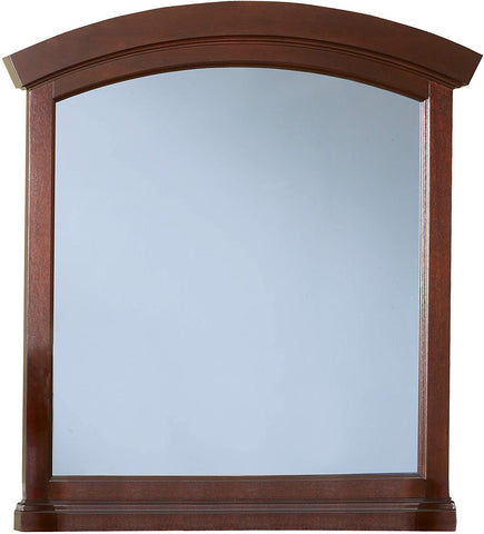 Paris Solid Wood Construction Framed Dresser Mirror