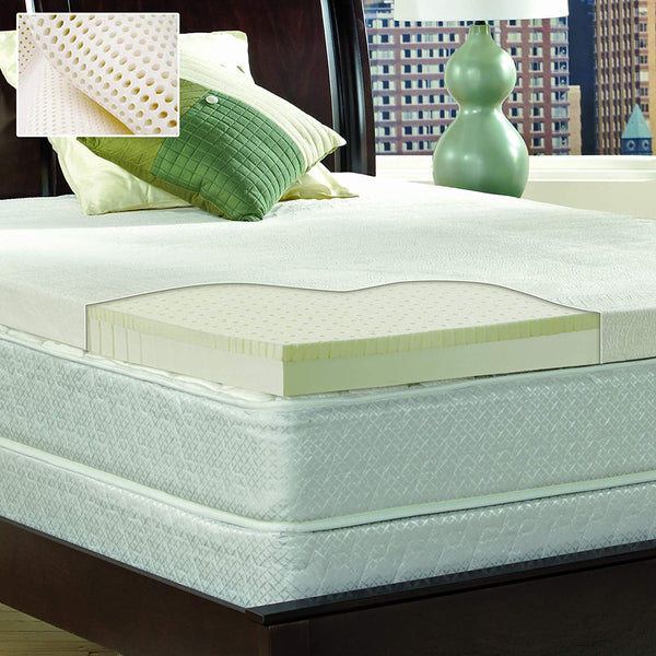 "4"" Memory Foam Mattress Topper"