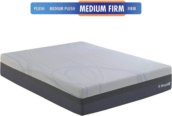 "Split King Premium Cooling Gel Latex Foam Bed and 3-Way Adjustable Frame Combo Set with Zero Gravity and Anti-Snore (10"" Memory Foam Mattress)"