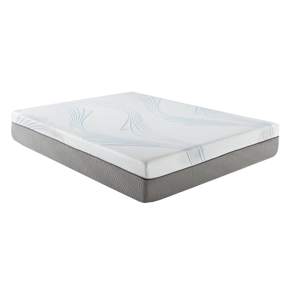 Silver 1230 Ice Engineered Latex Foam Mattress