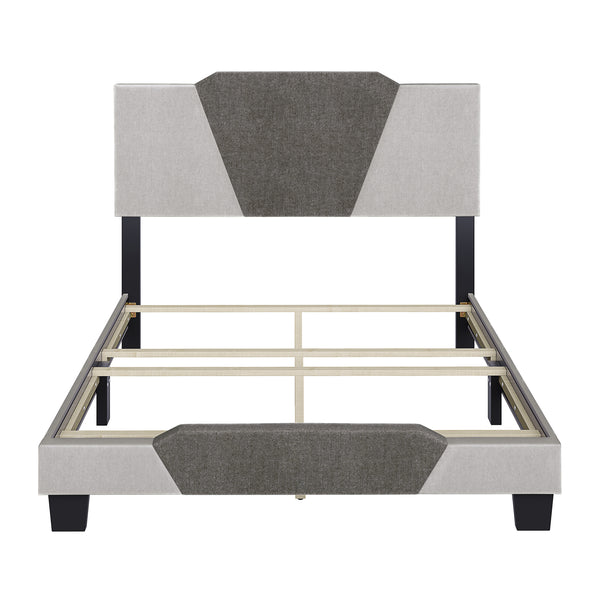 Tuscany Upholstered Platform Bed