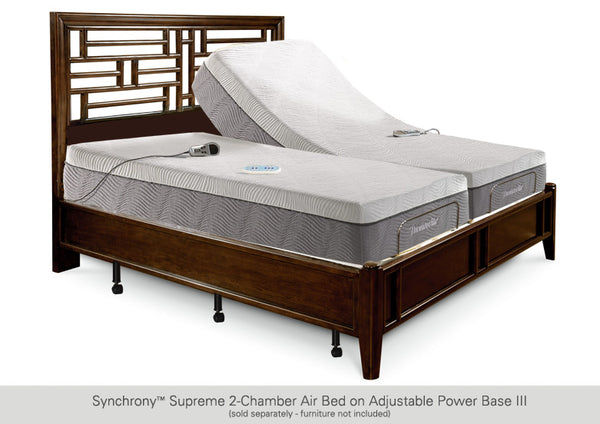 Thomasville® Saturn 2-chamber Air Bed