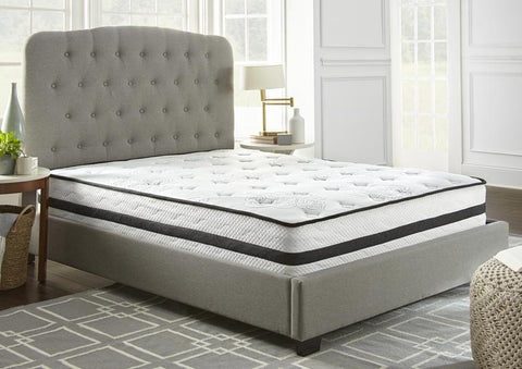 "Innerflex 12"" Athens Hybrid Mattress Bed"