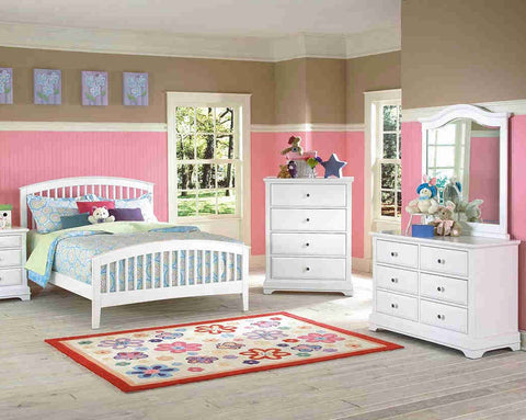 Bayfront Slat Bedroom Set