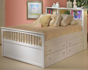 Bayfront Storage Bed