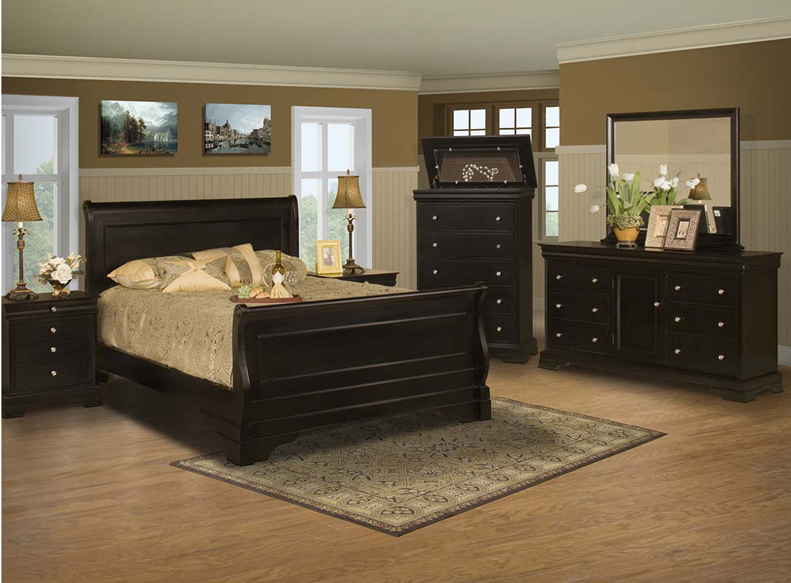 Belle Rose Bedroom Set