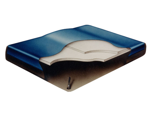 Boyd Fiber 1000 Hardside Waterbed Mattress