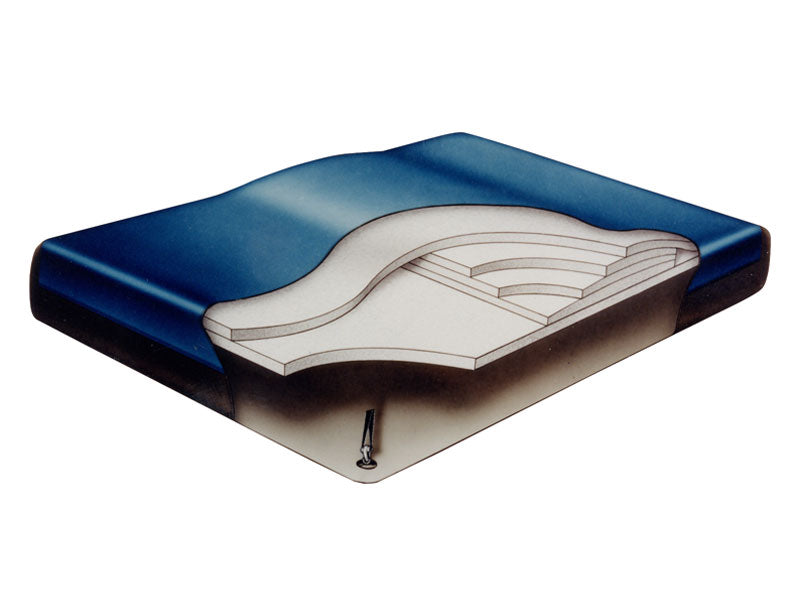 Boyd Fiber 2500 Hardside Waterbed Mattress