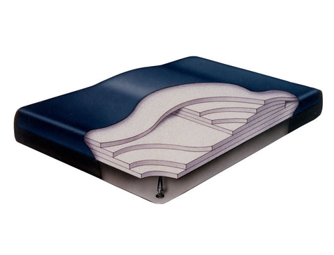 Boyd Fiber 4500 Hardside Waterbed Mattress