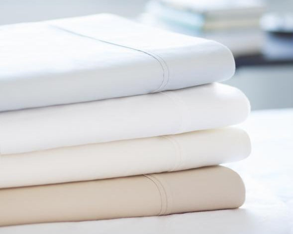 600 Thread Count Cotton Blend Sheet Set