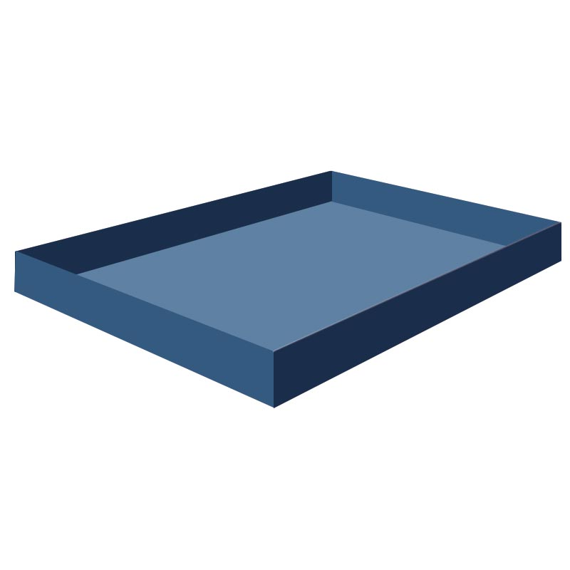 Hardside Waterbed Stand Up Liner
